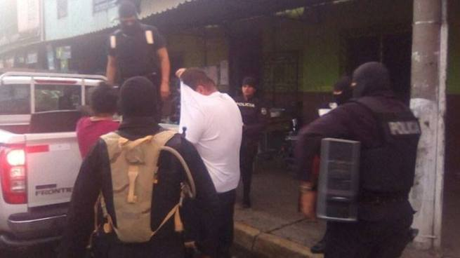 Capturan al administrador del mercado La Tiendona acusado de extorsión