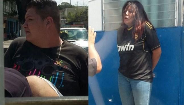 Ciudadano golpea a dos asaltantes en San Salvador