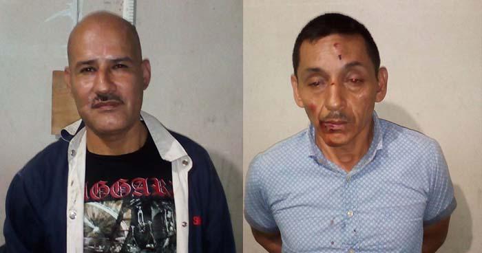 Capturan a sujetos que pretendían hurtar artículos de un negocio en Sonsonate