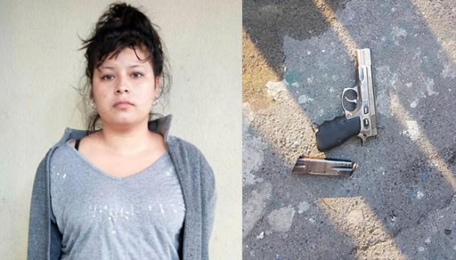 Capturan en Guatemala a pandillera salvadoreña acusada de asesinar a embarazada