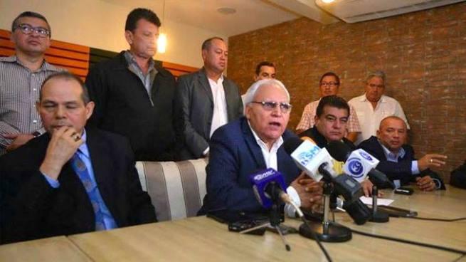 Fesfut castiga a Lisandro Pohl y otros directivos por tratar de crear una liga independiente