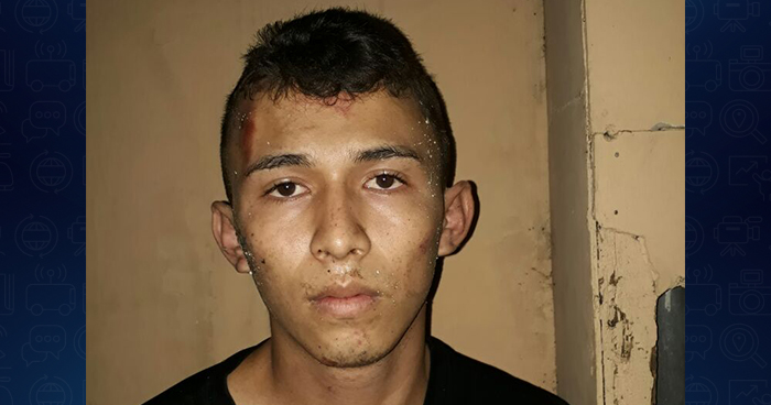 """PNC captura a """"Mayuyo"""", pandillero que era buscado por actos de terrorismo"""