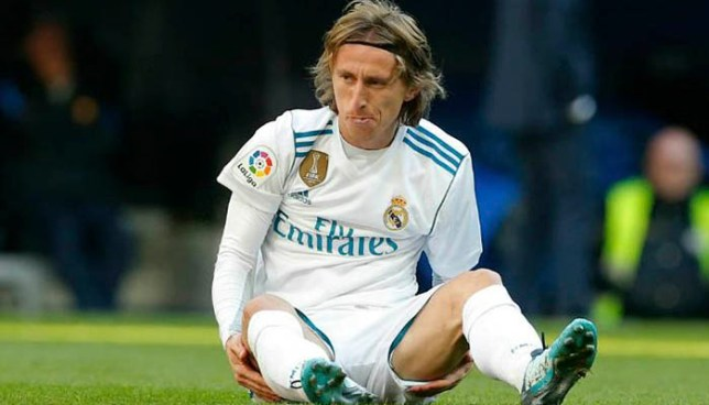 Acusan de falso testimonio al futbolista del Real Madrid Luka Modric
