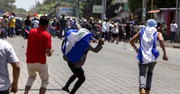Un muerto y varios heridos tras ataque a manifestantes en Nicaragua