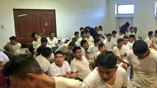 Más de 70 miembros de pandillas son enviados a prisión por diferentes delitos