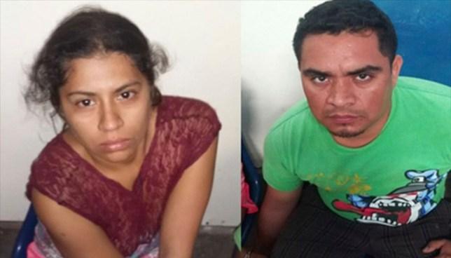 PNC arresta a pareja de pandilleros que distribuía droga en Cojutepeque