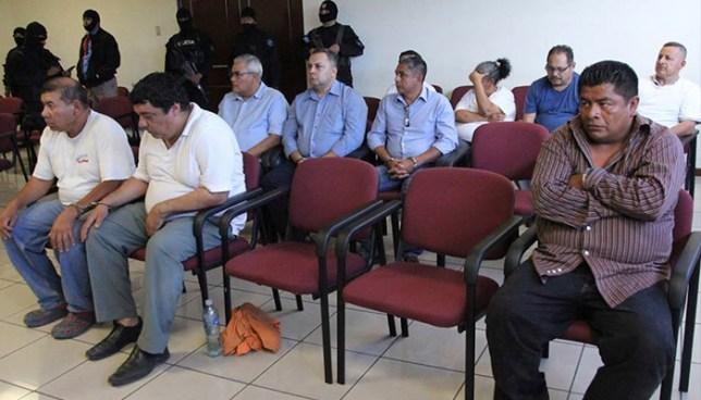 Suspenden audiencia contra militares acusados de encubrir un caso de tortura