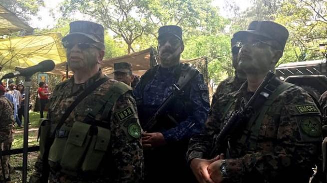 Munguía Payés ratifica que testificará el 11 de agosto en caso tregua