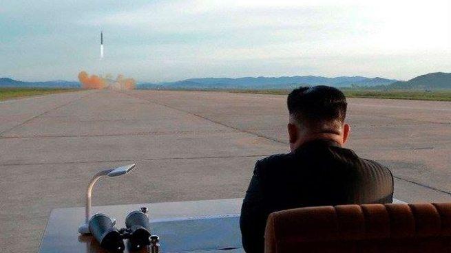 Corea del Norte lanza otro misil hacia el mar de Japón