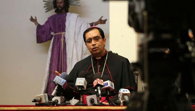Monseñor Escobar Alas asegura que no ir a votar o anular el voto es un derecho de los salvadoreños