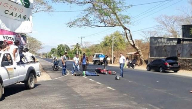 Motociclista pierde la vida tras ser impactado por un pick up en la Troncal del Norte