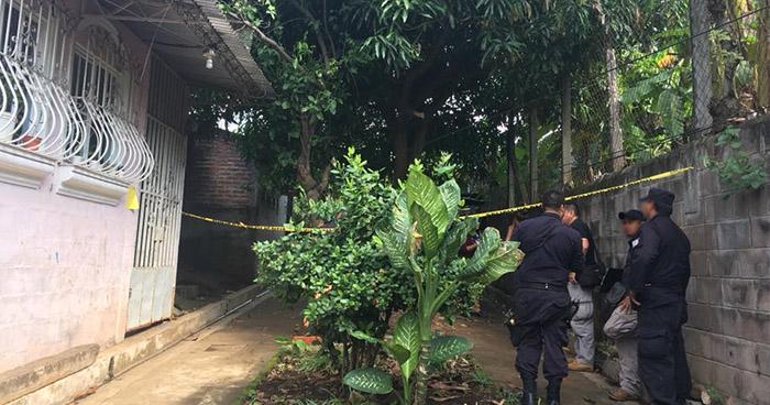 Mujer que sufría de maltrato, se suicida al interior de su vivienda en Sonzacate, Sonsonate