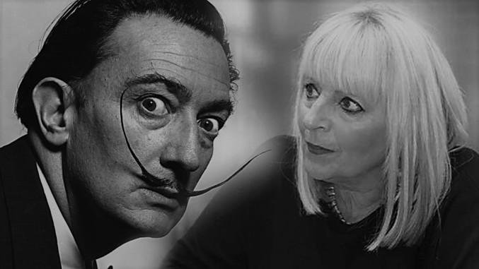 No, esta mujer no es una hija de Salvador Dalí