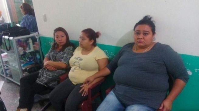 Capturan a 3 mujeres en San Salvador por hurtar equipo y productos de belleza para poner su negocio