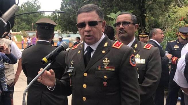 Munguía Payés no descarta apoyar una nueva tregua entre pandillas