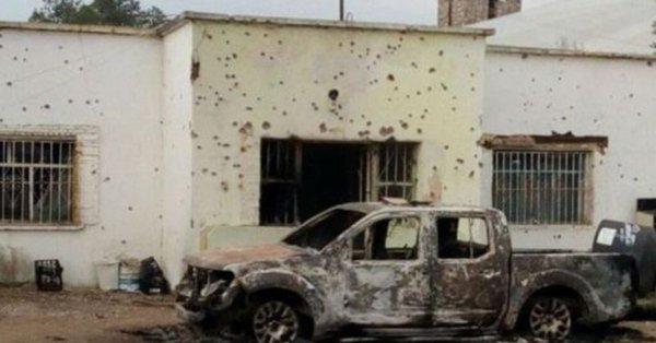 Al menos 26 muertos tras enfrentamiento en Chihuahua México
