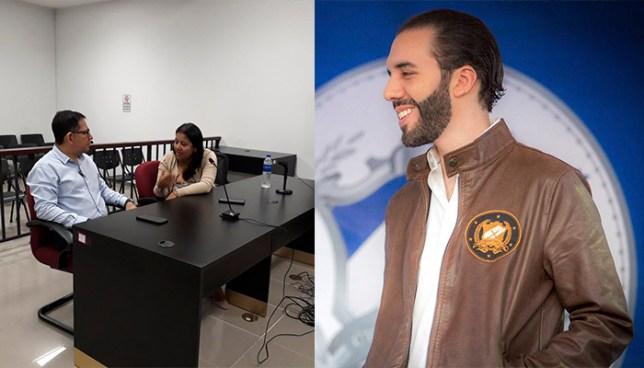 """Nayib Bukele a Eugenio Chicas: """"Pues se quedó esperando, porque no le voy a dar $100 mil de premio"""""""