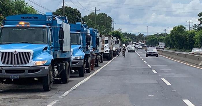 San Salvador en emergencia ambiental por nuevo bloqueo de relleno sanitario de Nejapa