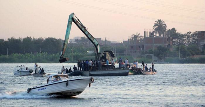 23 niños murieron tras naufragio de barco que los transportaba a la escuela sobre el río Nilo