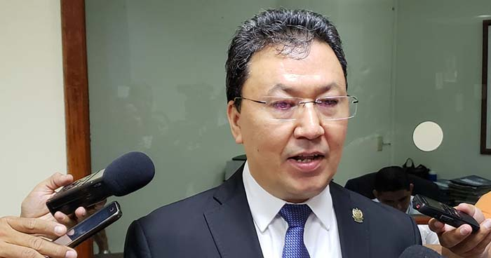 Diputado de GANA afirma que hoy no serán elegidos los nuevos magistrados de la CSJ