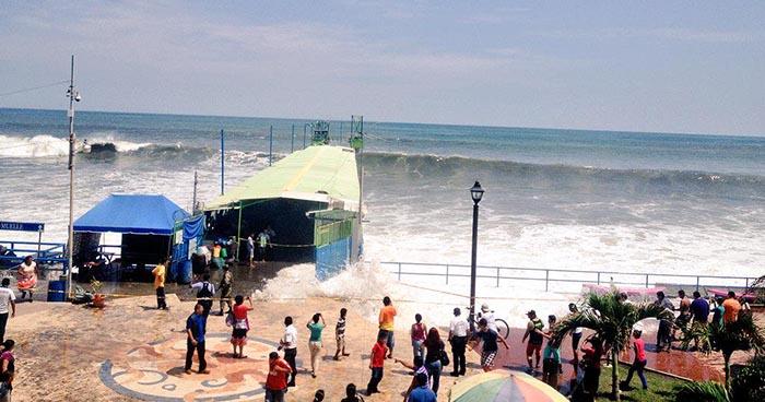 Al menos 29 municipios costeros están expuestos a amenazas de tsunamis