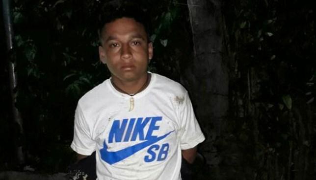 Atrapan a distribuidor de droga que operaba en Juayúa, Sonsonate