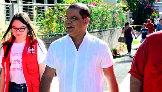 Oscar Ortiz no buscará la candidatura presidencial