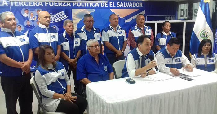 PCN expulsará a miembros del partido que apoyen la candidatura de Nayib Bukele