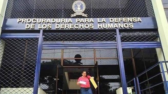 Sindicato de P.D.D.H denuncian acoso laboral por parte de la procuradora