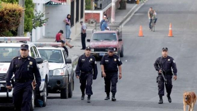 157 municipios no registraron homicidios en el mes de julio