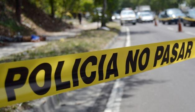 Supuestos pandilleros asesinan a un hombre en Usulután