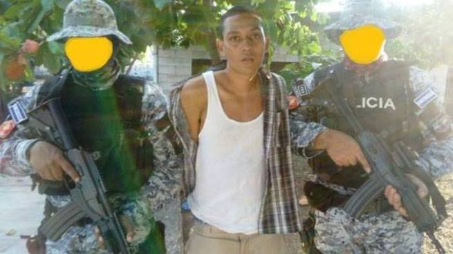 Capturan a pandillero que mantenía nexos con el exalcalde de Usulután