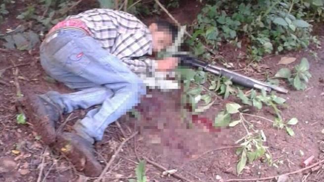 Muere pandillero tras intercambio de disparos con agentes de la PNC
