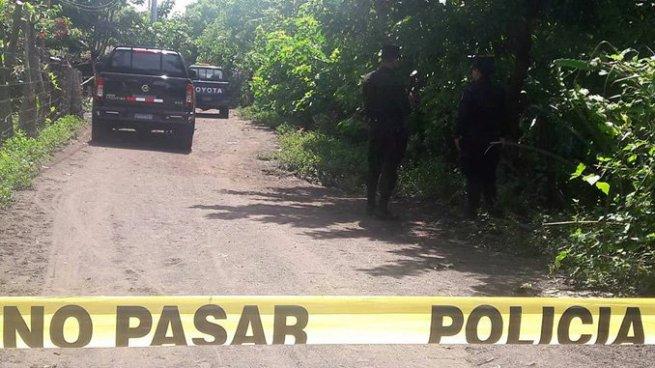Pandillero muere al enfrentarse con agentes de la PNC en El Tránsito, San Miguel