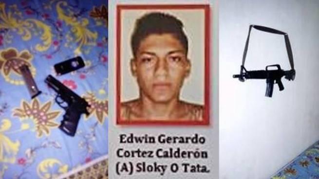 Pandillero acusado de matar a policía en Usulután logra huir en ropa interior