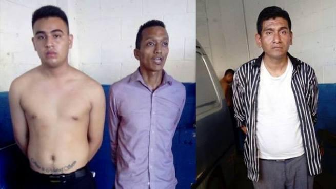 Capturan en San Salvador a pandilleros que decían ser pastores evangélicos