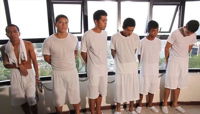 Confirman sentencia de casi 400 años de cárcel para autores de la masacre de San Juan Opico