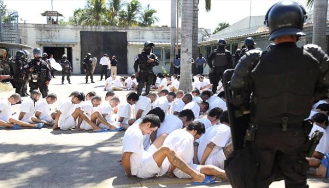 Cabecillas involucrados en la operación Cuscatlán operaban desde el tiempo de la tregua
