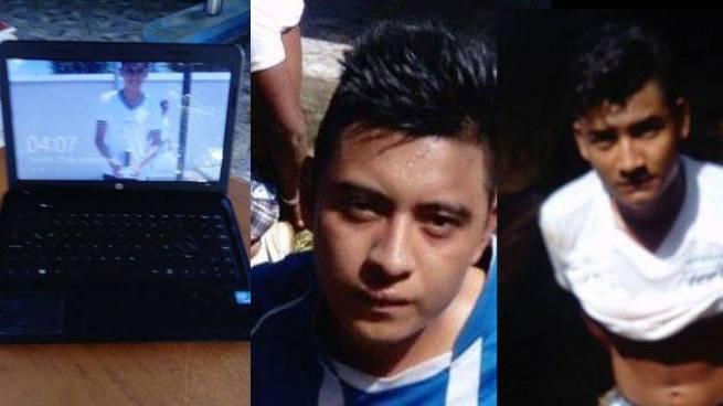 Capturan a pandilleros que acechaban a un agente de la PNC en Ahuachapán