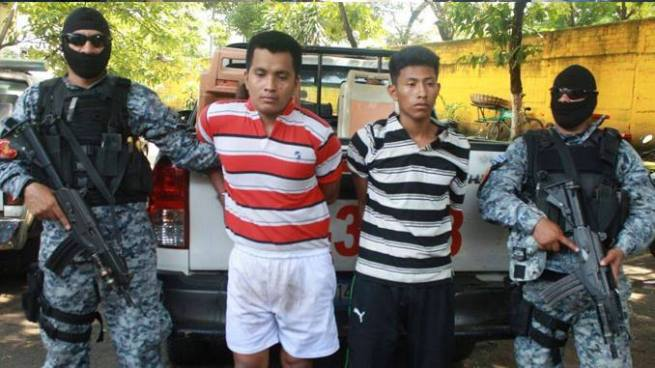 Presentan acusación contra pandilleros que provocaron la muerte de policía en Sonsonate