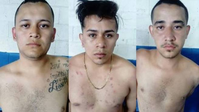 Caen pandilleros que se conducían en un auto con varias porciones de droga en Soyapango