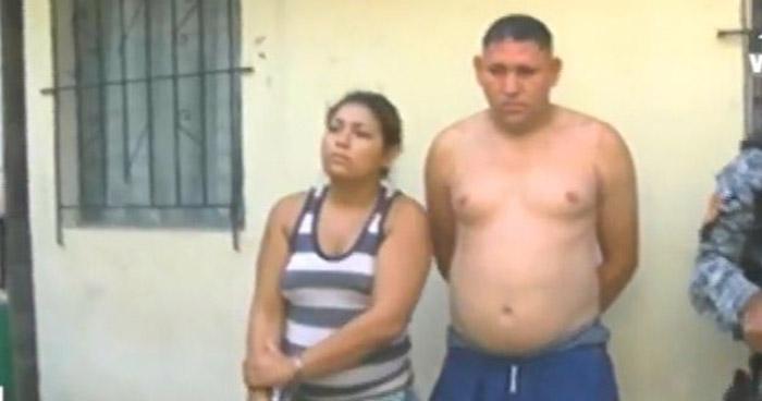 Capturan a líder de la MS y a su esposa, en la comunidad Modelo de San Salvador