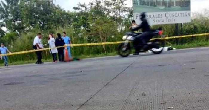 Persona muere tras ser atropellada en el desvío de San Juan Opico, La Libertad