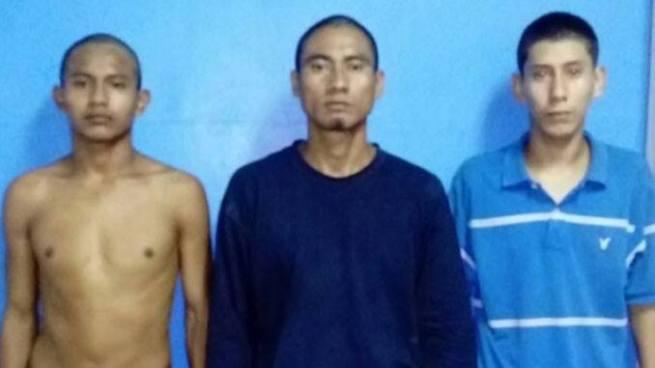 Caen pandilleros que simularon una trampa para huir de la PNC en Ilopango