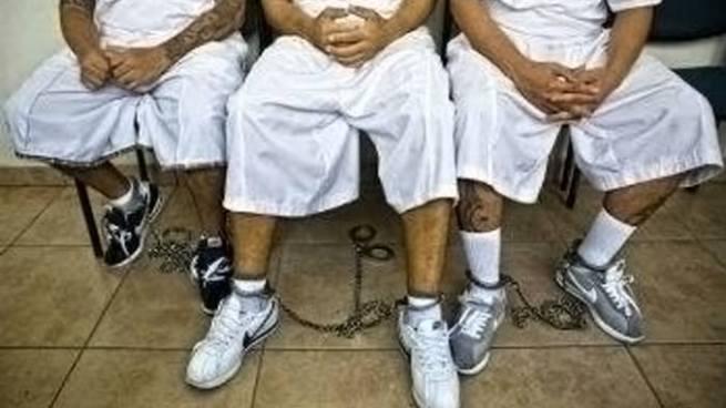 Condenan a 100 años de prisión a pandilleros acusados de un cuádruple homicidio