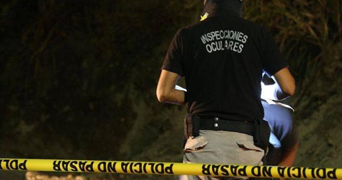 Mujer asesinada y hombre herido tras ataque armado en Guazapa