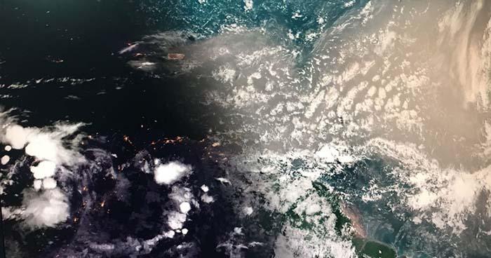 Polvo proveniente del Sahara llegará a El Salvador este fin de semana