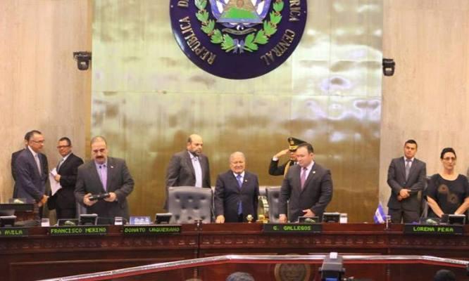 Presidente Cerén-Asamblea Legislativa