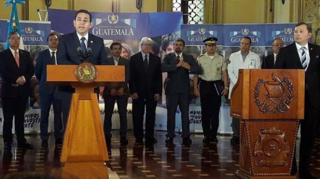 Guatemala podría aplicar pena de muerte a pandilleros tras ataque a hospital