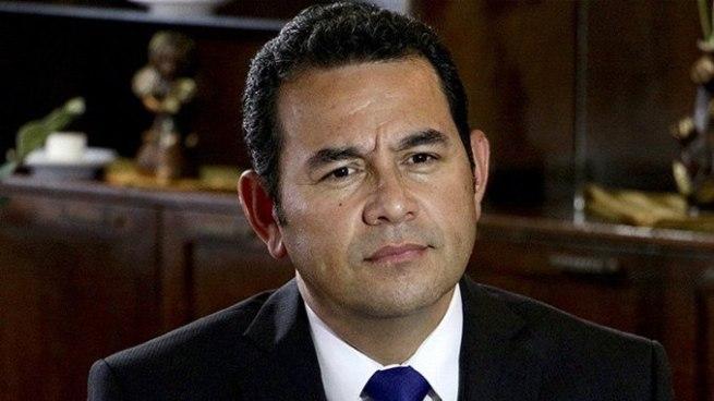 Presidente de Guatemala ordena la expulsión del jefe de la CICIG